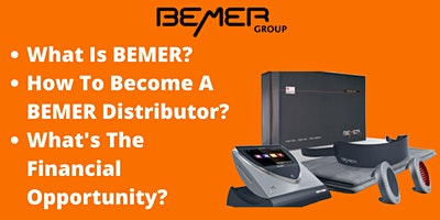 What Is BEMER? How To Become A BEMER Distributor & What's The Opportunity?
