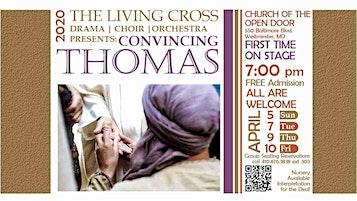 Living Cross - Convincing Thomas