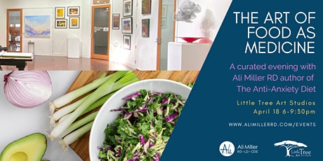 The Art of Food As Medicine tickets