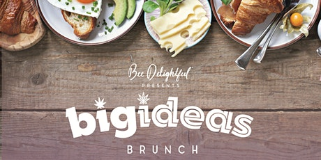 Bee Delightful Presents: The Big Ideas Brunch and social hour tickets