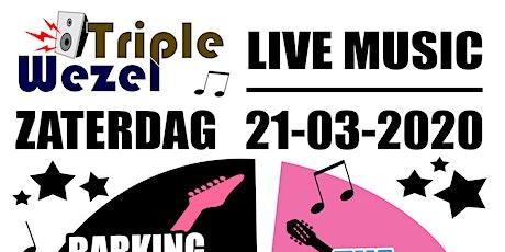 Triple Wezel tickets