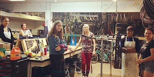 6-week bicycle repair course