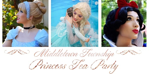 Middletown Township Princess Tea Party