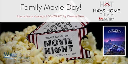 "Movie Day | ""ONWARD"""