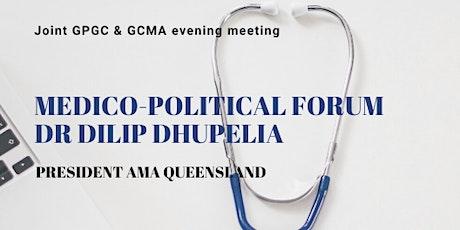 Medico-Political Forum tickets