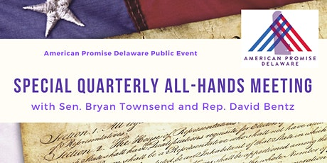 American Promise Special Event with Bryan Townsend and David Bentz tickets
