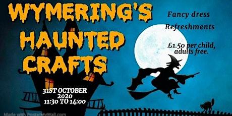 Wymering Manor's Haunted Crafts tickets