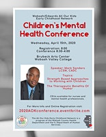All Our Kids Network 2020 Spring Children's Mental Health Conference