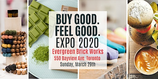 Bus Trip from Guelph to the Buy Good. Feel Good. Expo in Toronto