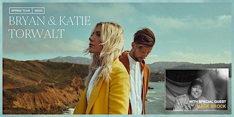 Bryan & Katie Torwalt | Spring 2020 Tour tickets