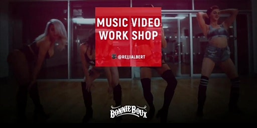 Britney Music Video Workshop Dublin