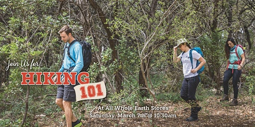 Hiking 101 - Preston & Forest!