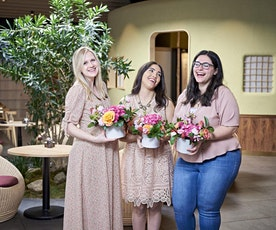 Wine Down with Summertime Florals tickets