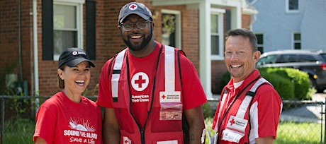 POSTPONED American Red Cross- Sound The Alarm- Join Us! tickets