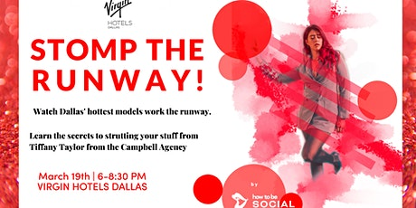 STOMP! The Runway tickets