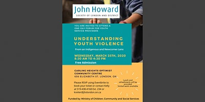 Understanding Youth Violence From an Indigenous and Newcomer Lens