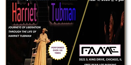 Harriet Tubman: A Bit of History through Journeys of Liberation tickets