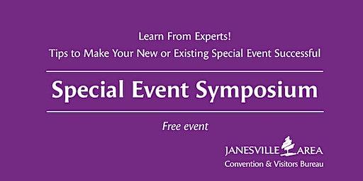 Special Event Symposium