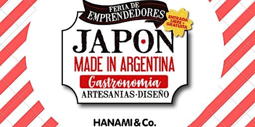 "Feria de emprendedores ""Japón Made in Argentina IX"""