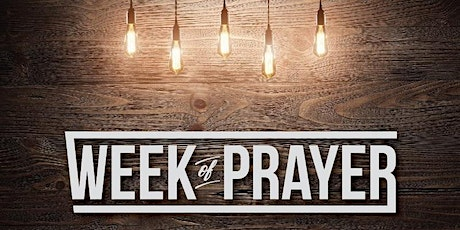 Week of Prayer tickets