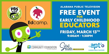 APTV PBS KIDS Edcamp tickets