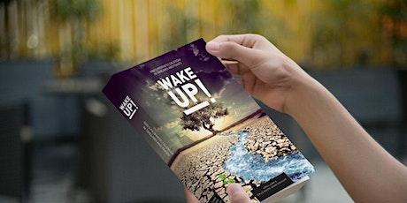 Wake Up! Studiedag op DV 28 maart in Almere tickets