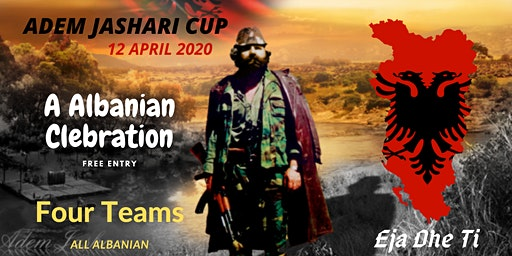 Adem Jashari Cup