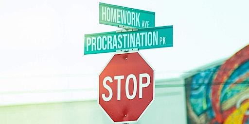 STOP PROCRASTINACIÓN