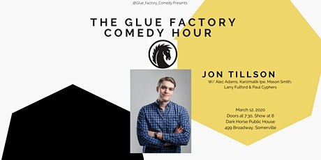The Glue Factory Comedy Hour tickets