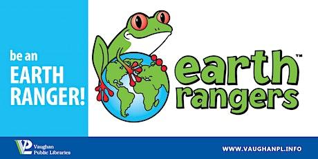 Be an Earth Ranger! tickets