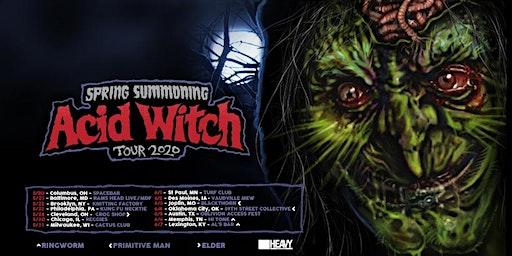 Acid Witch w/ Ringworm