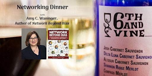Networking Dinner / Author Meet & Greet
