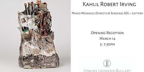 Kahlil Robert Irving: Mixed Messages (Streets & Screens) AOL + Lottery tickets