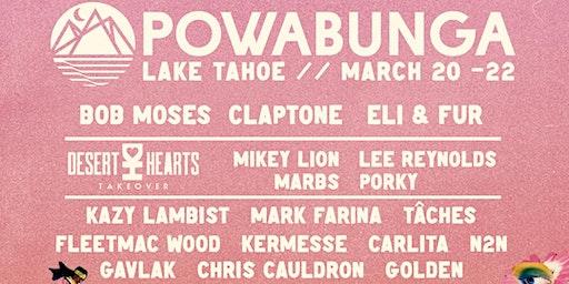 Powabunga Lake Tahoe