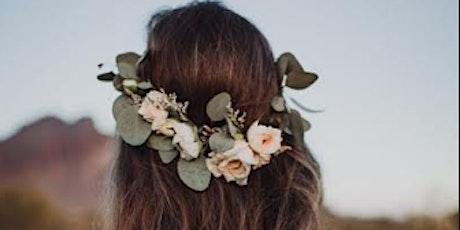 Floral Crown Workshop with Jennie Maretti tickets