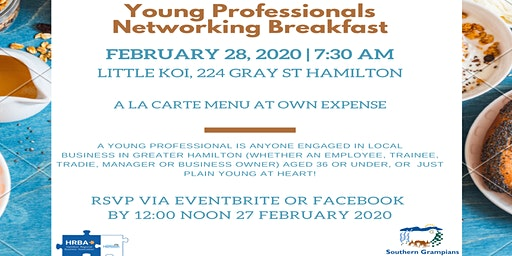 Young Professionals Networking Breakfast