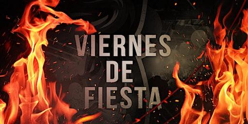 Viernes de Fiesta @ Famoso Fuego