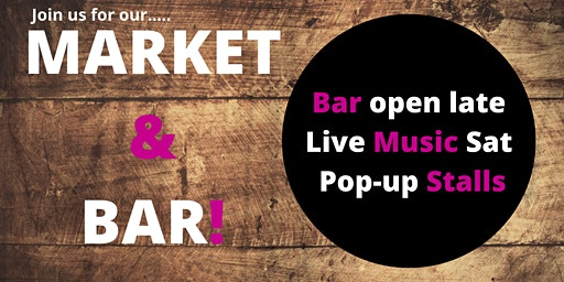 Market & Bar Weekender @  Salvage House in Whalley