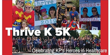 2020 THRIVE K (5K Run/Walk KP NW) tickets
