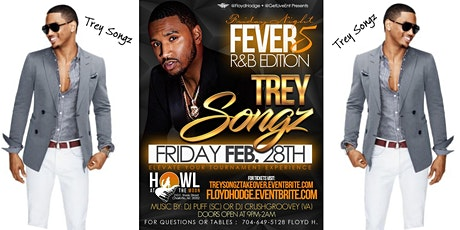 Trey Songz Takeover Friday Night @ Howl at the Moon CI Tourney Weekend tickets