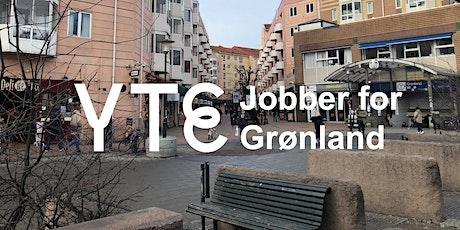 Frokostmøte og workshop II - Jobbskaping tickets