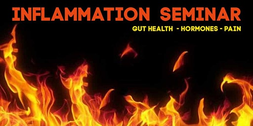 Help for Inflammation Conditions! Seminar