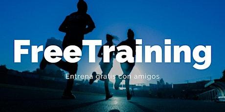 FreeTraining - ¡Entrenate Gratis Con Amigos! entradas