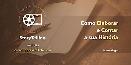 Curso ApresentArte - StoryTelling- 04/07/20 ingressos