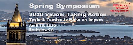 Spring Symposium - 2020 Vision:  Taking Action
