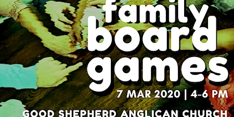 Family Games Night tickets