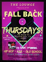 Fall Back Thursday w/ Karaoke