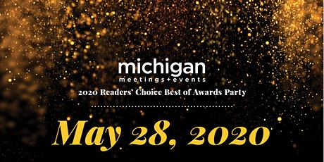 Michigan Meetings + Events Best of 2020 Readers' Choice Awards Party tickets