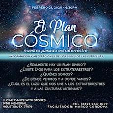 El Plan Cosmicoi tickets