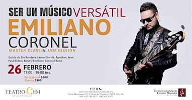 Ser Un Músico Versátil - Emiliano Coronel